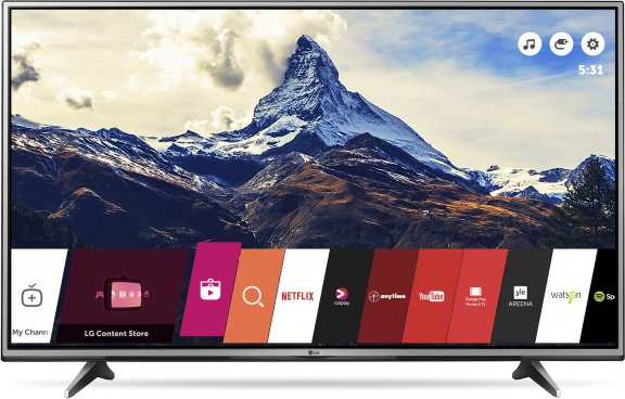 "LG 55UH615V 55"" Smart 4K Ultra HD LED -televisio"
