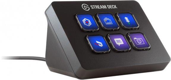 Elgato Stream Deck Mini -kontrolleri