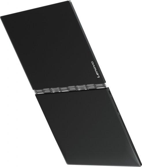 "Lenovo Yoga Book 10,1"" Windows 10 Pro -tabletti, musta, kuva 13"