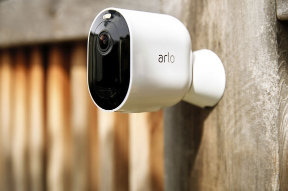 Arlo Pro 3 -valvontajärjestelmä neljällä 2K QHD -tasoisella kameralla, kuva 13