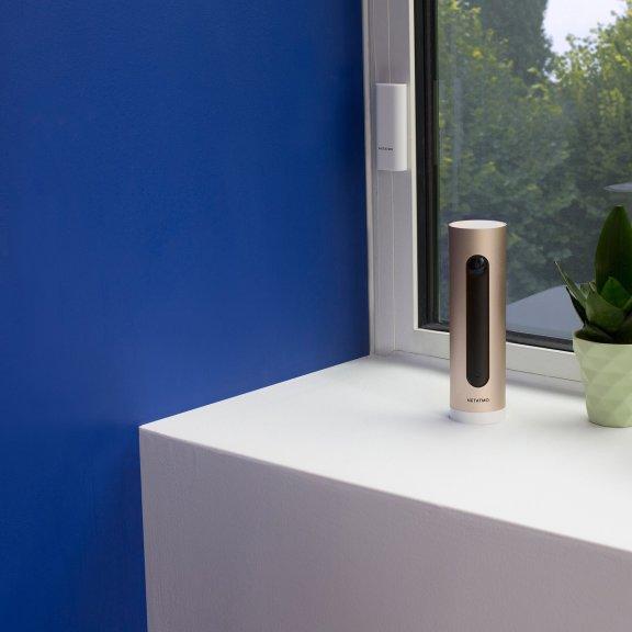 Netatmo Door and Window Sensors -ovi- ja ikkuna-anturit valvontakameralle, 3kpl, kuva 4