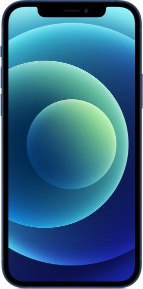 Apple iPhone 12 64 Gt -puhelin, sininen, MGJ83