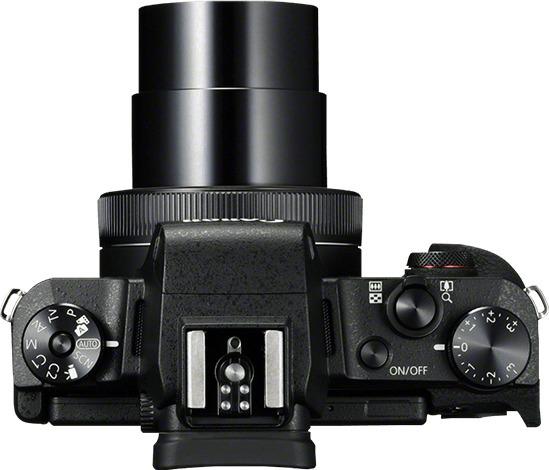 Canon PowerShot G1 X Mark III -kamera, kuva 2