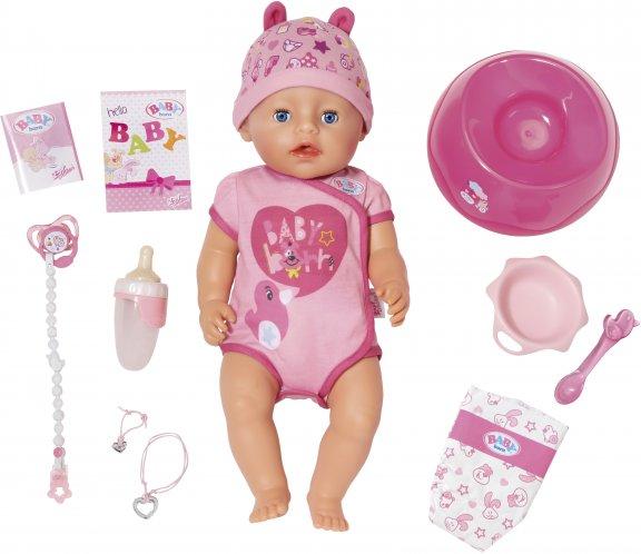 Baby Born -vauvanukke, interaktiivinen
