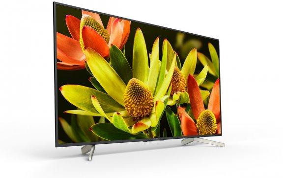 "Sony KD-60XF8305 60"" Android 4K HDR Ultra HD Smart LED -televisio, kuva 4"
