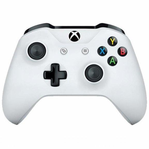 Microsoft langaton Xbox-ohjain, valkoinen, kuva 2