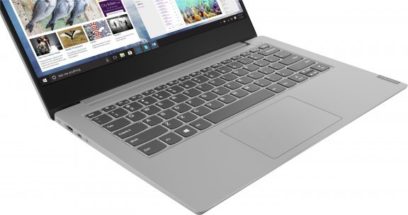 """Lenovo Ideapad S340 14"""" kannettava, Win 10 64-bit, harmaa, kuva 7"""