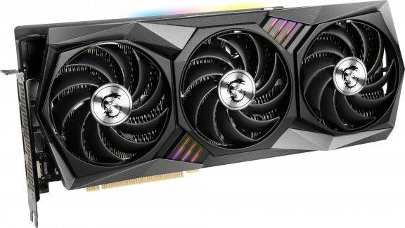 MSI GeForce RTX 3080 GAMING X TRIO 10G -näytönohjain PCI-e-väylään, kuva 5