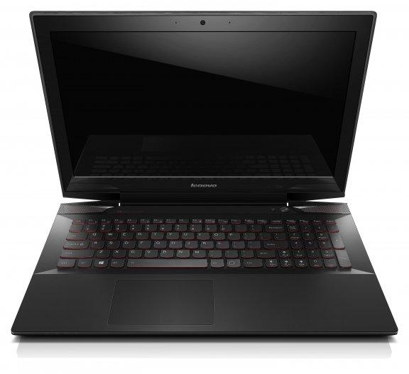 "Lenovo Y50-70 15,6"" -kannettava, Win 8.1, musta"