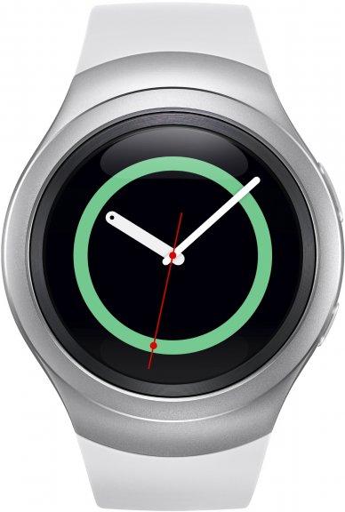 Samsung Gear S2 -Tizen-älykello, valkoinen, kuva 2