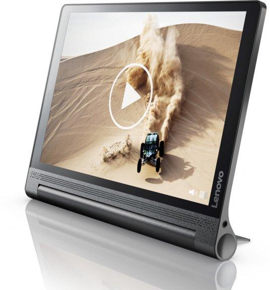 "Lenovo Yoga Tab3 Plus 10,1"" LTE -tablet, musta, kuva 2"