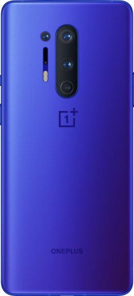 OnePlus 8 Pro -Android-puhelin Dual-SIM, 256 Gt, sininen, kuva 2