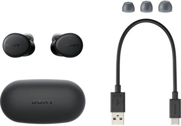 Sony WF-XB700 -Bluetooth-kuulokkeet, musta, kuva 13