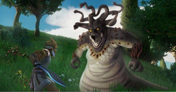 Immortals Fenyx Rising - Gold Edition -peli, PS5, kuva 6