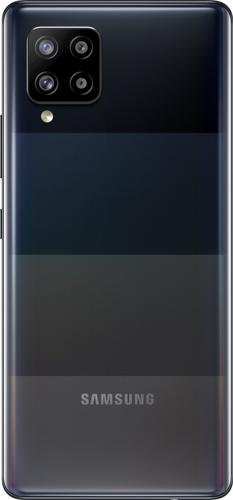 Samsung Galaxy A42 5G-Android-puhelin 128 Gt Dual-SIM, musta, kuva 3