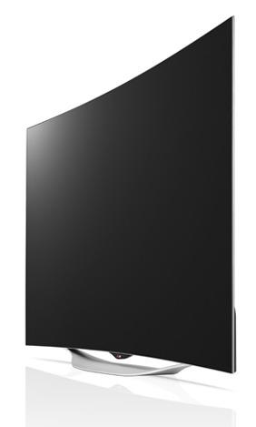 "LG 55EC930V 55"" Smart 3D Curved OLED-televisio, webOS, WiFi, Miracast, kuva 4"