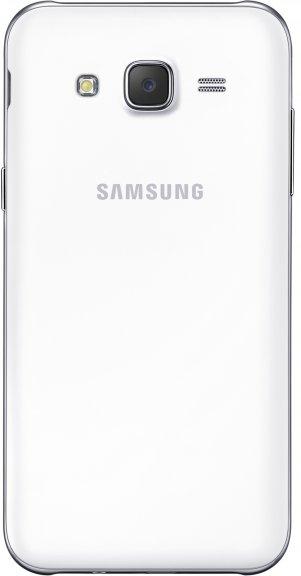 Samsung Galaxy J5 -Android-puhelin, valkoinen, kuva 3