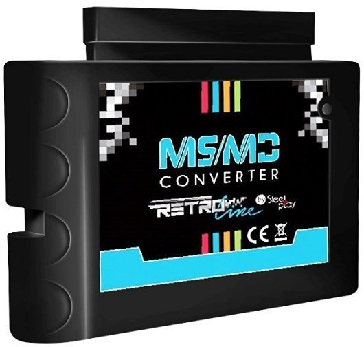 Steelplay Retro Line MS - MD Converter -pelikasettiadapteri