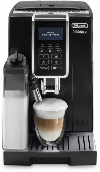 DeLonghi Dinamica ECAM350.55.B -kahviautomaatti