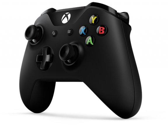 Microsoft langaton Xbox-ohjain, musta, kuva 3