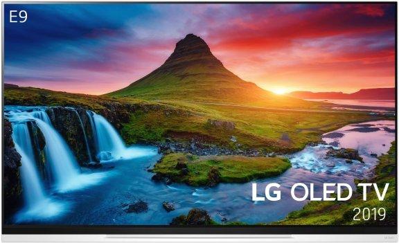 "LG OLED65E9 65"" Smart 4K Ultra HD OLED -televisio, kuva 2"