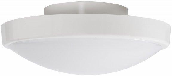 Airam Zeo Duo 280 -plafondi, 850 lm, 12 W, vaihdettavalla valonvärillä