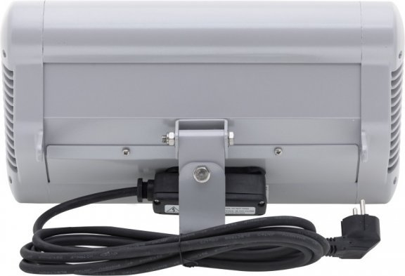 Tansun Monaco -terassilämmitin, 1,5 kW, hopea, kuva 2
