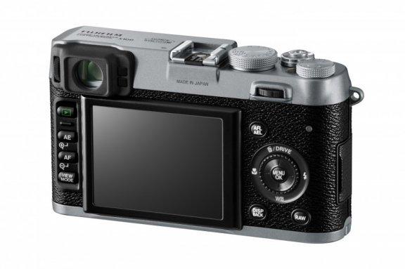 Fujifilm FinePix X100 -digikamera, kuva 2