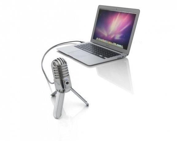 Samson Meteor Mic - mikrofoni USB-väylään, kuva 2