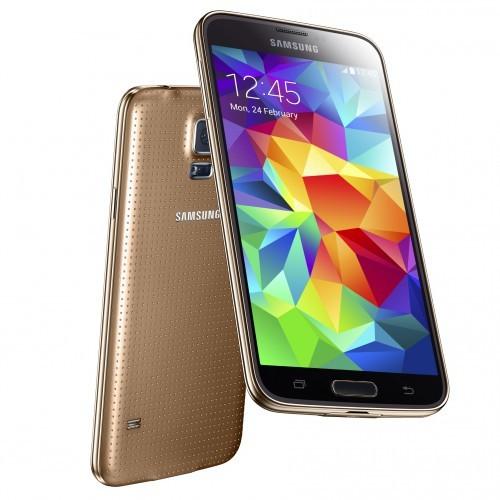 Samsung Galaxy S5 mini, kulta