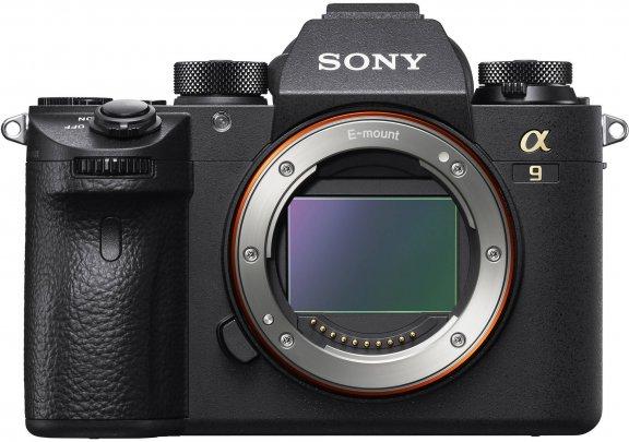 Sony A9 -mikrojärjestelmäkameran runko