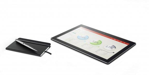 """Lenovo TAB3 10 Plus 10"""" -tabletti, Android 6.0, musta, kuva 2"""