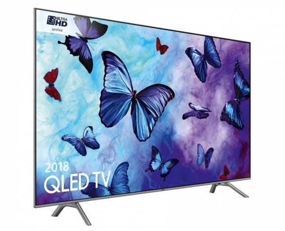 "Samsung QE55Q6FN 55"" Smart 4K Ultra HD LED -televisio, kuva 2"