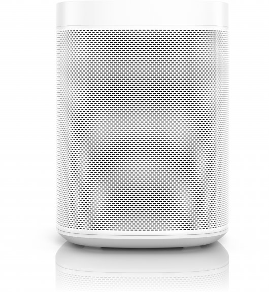 Sonos One Gen2 -älykaiutin, valkoinen, kuva 4