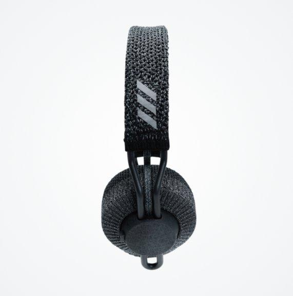 Adidas RPT 01 Sport On-ear -Bluetooth-sankakuulokkeet urheiluun, Night Grey, kuva 2