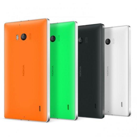 Nokia Lumia 930 Windows Phone -puhelin, oranssi, kuva 2