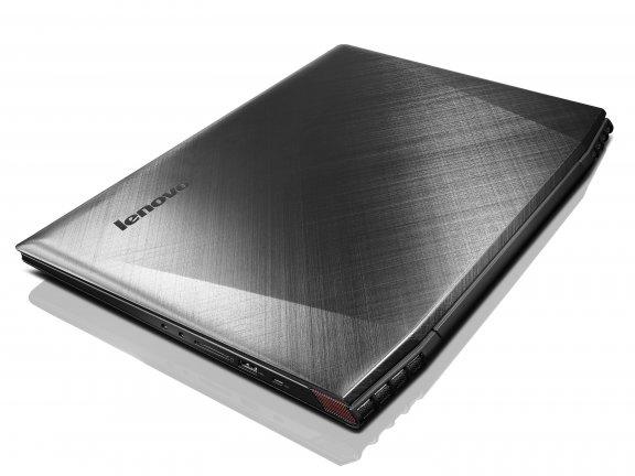 """Lenovo Y50-70 15,6"""" -kannettava, Win 8.1, musta, kuva 3"""