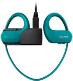 Sony Walkman NW-WS410 4 GB -vedenkestävä MP3-soitin, sinivihreä, kuva 4