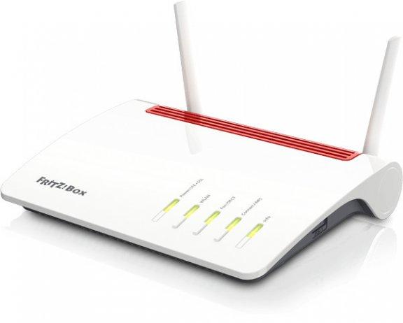 AVM FRITZ!Box 6890 V2 4G LTE/ADSL/VDSL -hybridi-modeemi