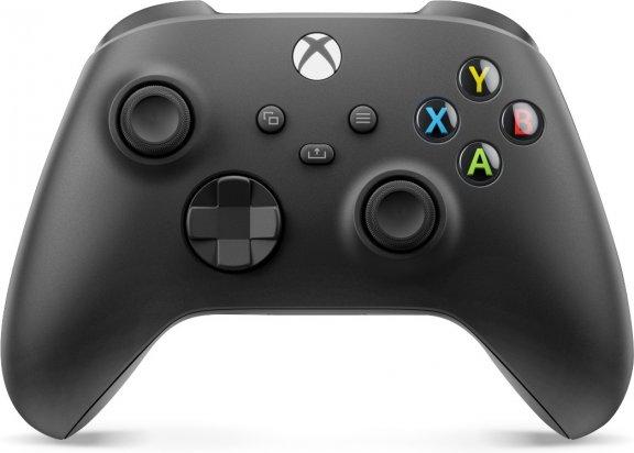 Microsoft Xbox Series X -pelikonsoli, musta, kuva 4