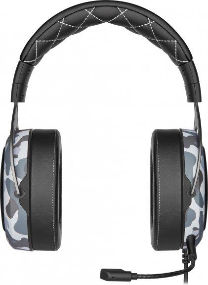 Corsair HS60 HAPTIC -kuulokemikrofoni, musta, kuva 2