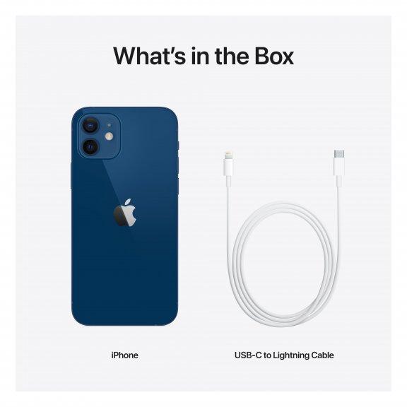 Apple iPhone 12 64 Gt -puhelin, sininen, MGJ83, kuva 8