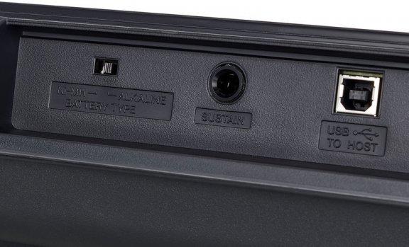 Yamaha EZ 220 valo-opastava kosketinsoitin, kuva 4