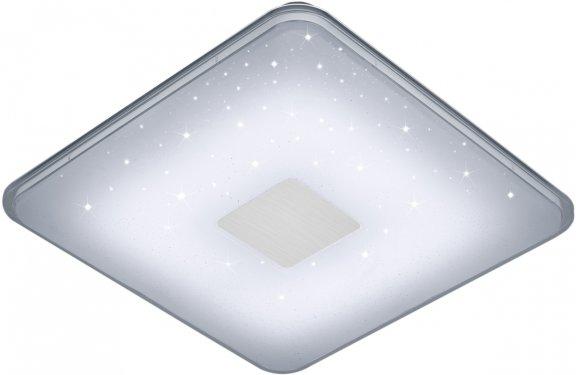 Trio Samurai -LED-plafondi, 42,5 cm, 21,5 W