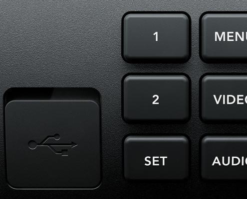 Blackmagic Teranex Mini - Smart Panel