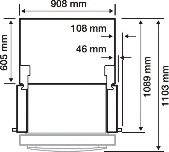 samsung rfg23uers1 xee french door side by side vesi ja j palakoneella ter s side by side. Black Bedroom Furniture Sets. Home Design Ideas