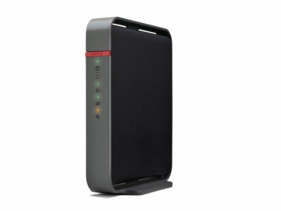 Buffalo WHR-600D Dual-Band -WiFi-reititin