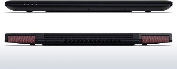 """Lenovo Y700 17,3"""" -kannettava, Win 10 64-bit, musta, kuva 6"""