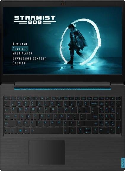 """Lenovo Ideapad L340 Gaming 15,6"""" -pelikannettava, Win 10 64-bit, musta, kuva 6"""