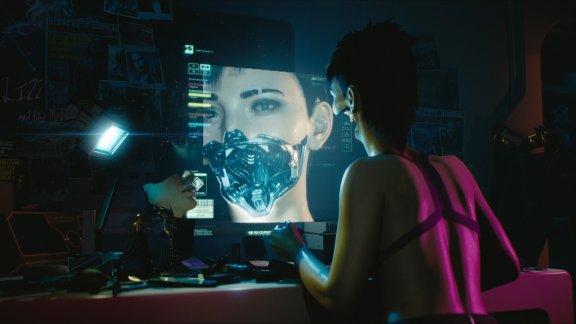 Cyberpunk 2077 - Collector's Edition -peli, PS4, kuva 4